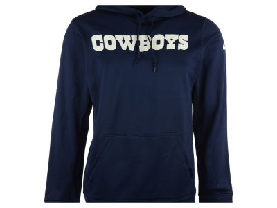 Dallas Cowboys Nike NFL Men's KO Wordmark Hoodie