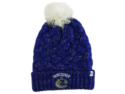 Vancouver Canucks '47 NHL '47 Women's Fiona Knit