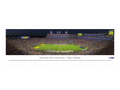 LSU Tigers Panoramic Unframed