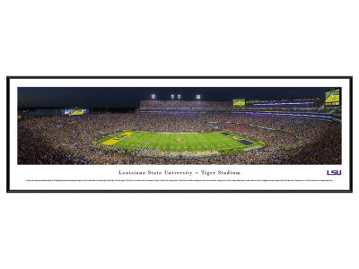 LSU Tigers Panoramic Standard Frame