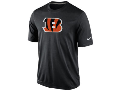 Cincinnati Bengals Nike NFL Men's Legend Logo Essential T-Shirt