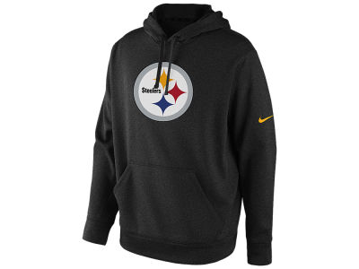 Pittsburgh Steelers Nike NFL Men's KO Logo Essential Hoodie