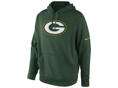 Green Bay Packers Nike NFL Men's KO Logo Essential Hoodie