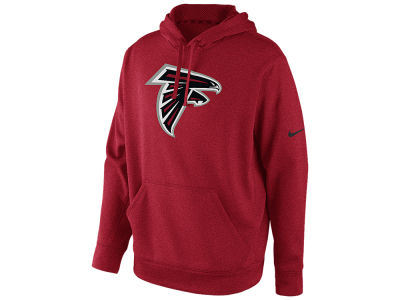 Atlanta Falcons Nike NFL Men's KO Logo Essential Hoodie