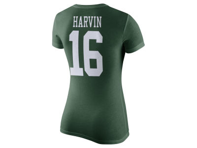 New York Jets Percy Harvin Nike NFL Womens Player Pride T-Shirt