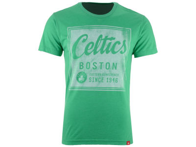 Boston Celtics NBA Men's Plaza Comfy T-Shirt