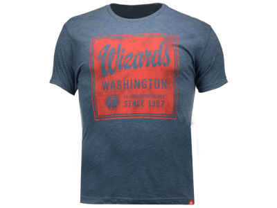 Washington Wizards NBA Men's Plaza Comfy T-Shirt