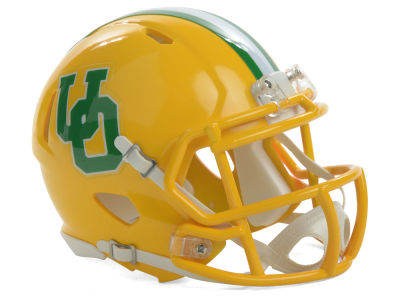 Oregon Ducks NCAA Throwback Mini Helmet