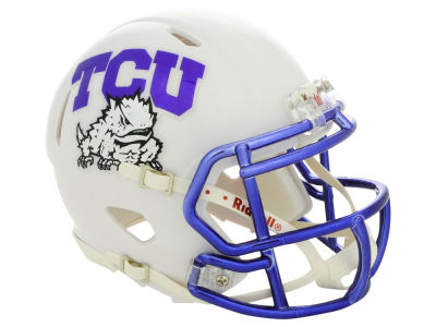 Texas Christian Horned Frogs Speed Mini Helmet