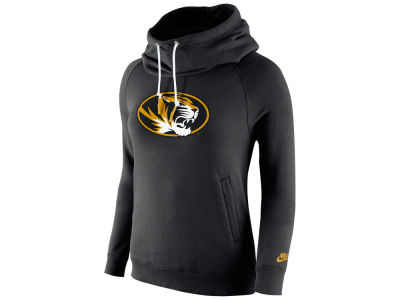 Missouri Tigers Nike NCAA Womens Rally Funnel Hoodie