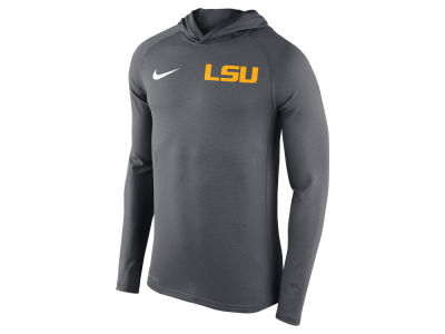 LSU Tigers Nike NCAA Men's Stadium Dri Fit Touch Hoodie