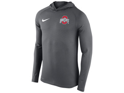 Ohio State Buckeyes Nike NCAA Men's Stadium Dri Fit Touch Hoodie