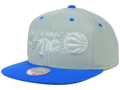 Orlando Magic Mitchell and Ness NBA XL Tonal Snapback Cap