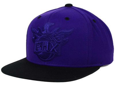 Phoenix Suns Mitchell and Ness NBA XL Tonal Snapback Cap