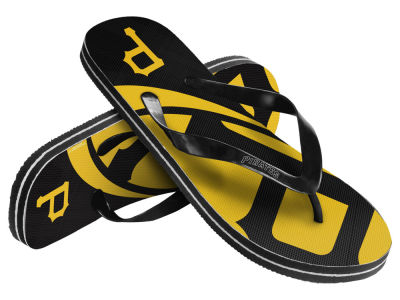 Pittsburgh Pirates Big Logo Flip Flop 2015