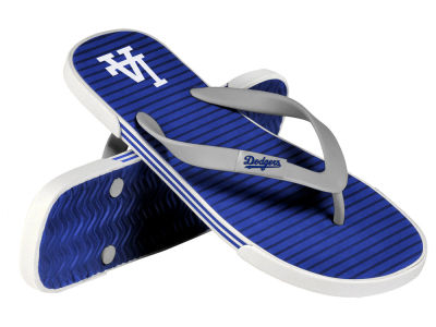 Los Angeles Dodgers Athletic Slide Flip Flop
