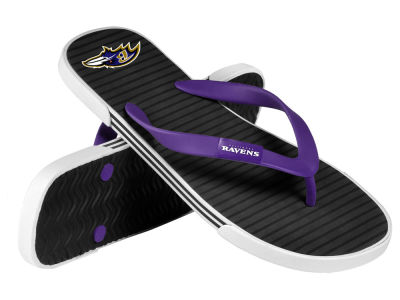 Baltimore Ravens Athletic Slide Flip Flop
