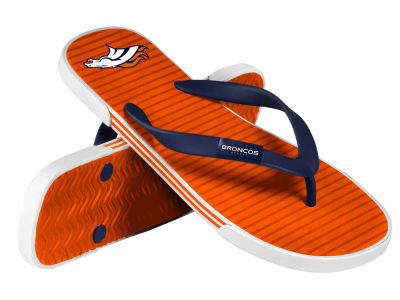 Denver Broncos Athletic Slide Flip Flop