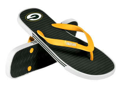 Green Bay Packers Athletic Slide Flip Flop