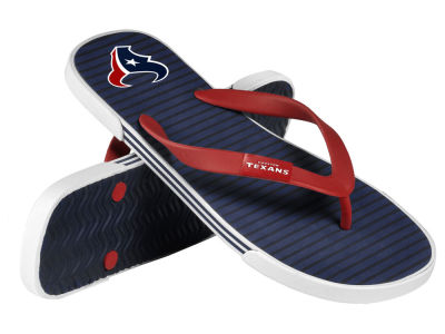 Houston Texans Athletic Slide Flip Flop
