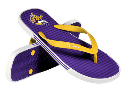 Minnesota Vikings Athletic Slide Flip Flop
