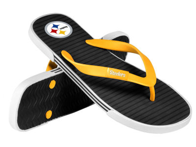 Pittsburgh Steelers Athletic Slide Flip Flop