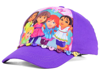 Nickelodeon Dora and Friends Youth Adjustable Hat