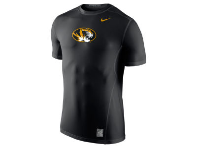 Missouri Tigers Nike NCAA Hypercool Top