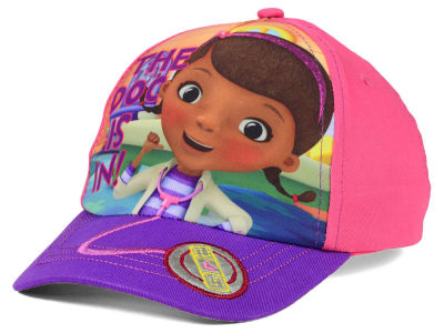 Disney Doc Is In Adjustable Toddler Hat