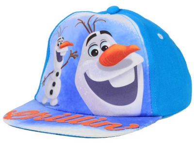 Disney Toddler Frozen Olaf Cheese Snapback Hat
