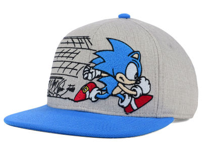 Kids Hyper Speed Snapback Hat