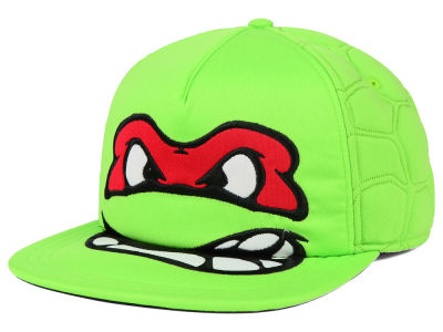 Teenage Mutant Ninja Turtles Big Face Snapback Hat