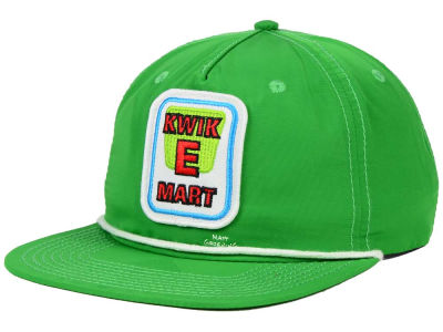 Simpsons Kwik E Mart 5 Panel Hat