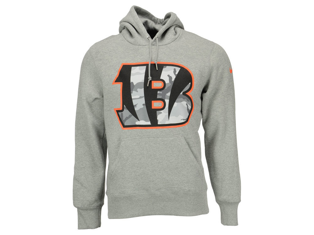 2a4521c6a Cincinnati Bengals Nike NFL Men s Fly Over Pack Hoodie