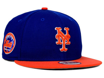 New York Mets New Era MLB 2 Tone Link 9FIFTY Snapback Cap