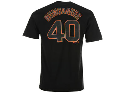 San Francisco Giants Madison Bumgarner MLB Youth Official Player T-Shirt