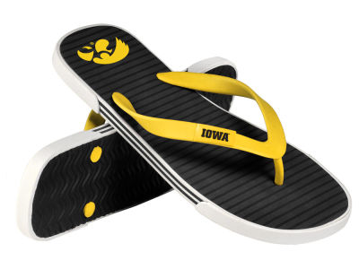 Iowa Hawkeyes Athletic Slide Flip Flop