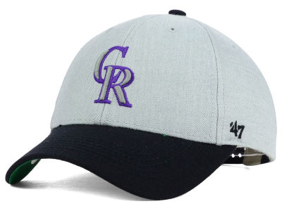 Colorado Rockies '47 MLB Kids Thurman '47 Cap