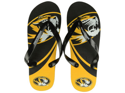 Missouri Tigers Athletic Slide Flip Flop