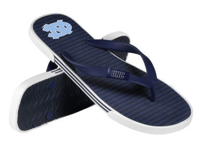 North Carolina Tar Heels Athletic Slide Flip Flop