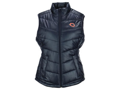Chicago Bears NFL Women's Weathertec Quilted Vest