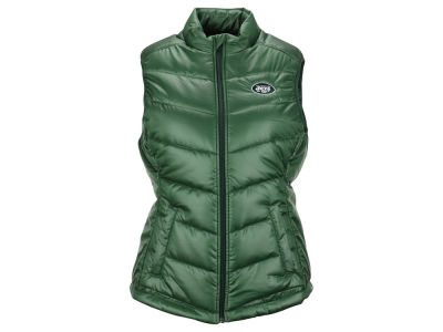 New York Jets NFL Women's Weathertec Quilted Vest