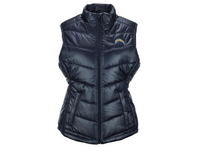 San Diego Chargers NFL Women's Weathertec Quilted Vest