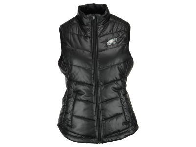 Philadelphia Eagles NFL Women's Weathertec Quilted Vest