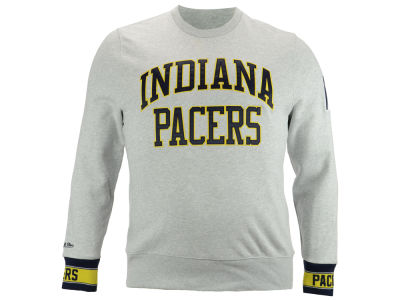 Indiana Pacers Mitchell & Ness NBA Men's Team Celebration Crewneck Sweatshirt