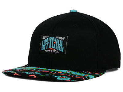Official Aztec Official Snapback Hat