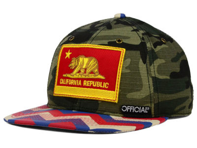 Official Cali Zag Snapback Hat