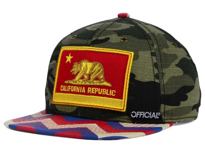 Official Youth Cali Zag Snapback Cap