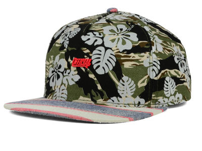 Official Island Hop Strapback Hat