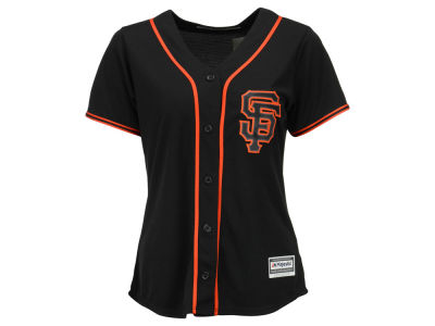 San Francisco Giants MLB Women's Cool Base Jersey